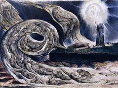 The Lovers Whirlwind – William Blake