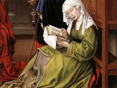 The Magdalene Reading  – Rogier van der Weyden