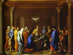 The Marriage of the Virgin – Nicolas Poussin