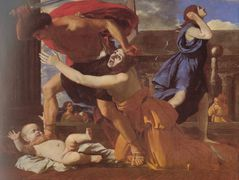 The Massacre of the Innocents – Nicolas Poussin