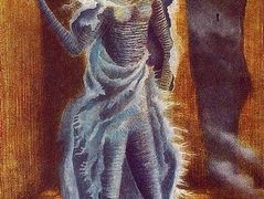 The Minotaur – Remedios Varo