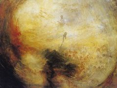 The Morning after the Deluge — William Turner