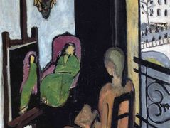 The Painter and his Model – Henri Matisse