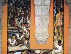 The Papermakers — Diego Rivera