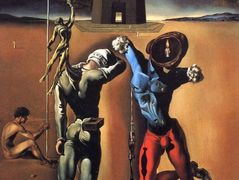 The Poetry of America (unfinished) – Salvador Dali