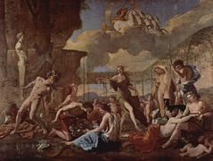 The Realm of Flora – Nicolas Poussin