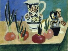 The Red Onions – Henri Matisse