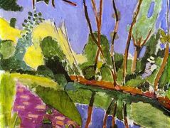 The Riverbank – Henri Matisse