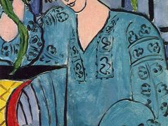 The Romanian Green Bluse – Henri Matisse
