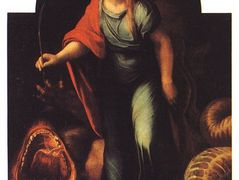 The Serpent & The Cross – Raphael