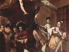 The Seven Works of Mercy – Caravaggio