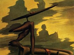 The Spectre of the Angelus – Salvador Dali