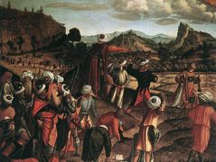 The Stoning of St. Stephen – Vittore Carpaccio