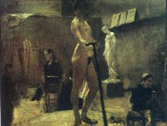 The Study of Gustave Moreau – Henri Matisse