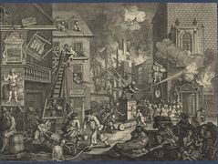 The Times' – William Hogarth