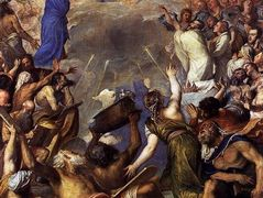 The Trinity in Glory – Titian