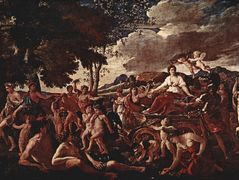 The Triumph of Flora – Nicolas Poussin
