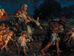 The Triumph of the Innocents — William Holman Hunt