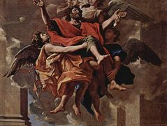 The Vision of St. Paul – Nicolas Poussin