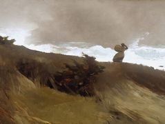 The West Wind – Winslow Homer