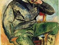 The Young Sailor I  – Henri Matisse