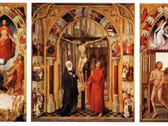Triptych of the redemption – Rogier van der Weyden