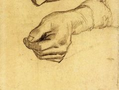Two Hands  — Vincent van Gogh