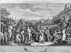 Tyburn Large – William Hogarth