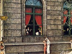 University Club – Norman Rockwell
