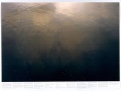 Untitled (from the series Still Water (The River Thames, for Example)) – Roni Horn