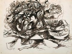 Untitled (O'Connor-Thaw 771) – Jackson Pollock