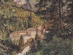 View of Bad Gastein – Rudolf von Alt