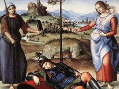 Vision of a Knight  – Raphael