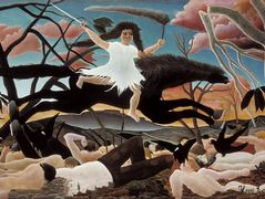 War or the Ride of Discord  – Henri Rousseau