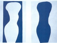 White Torso and Blue Torso – Henri Matisse