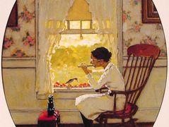 Willie was Different – Norman Rockwell