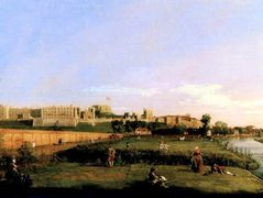 Windsor Castle – Canaletto