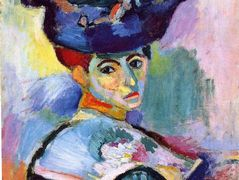 Woman with a Hat – Henri Matisse