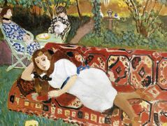 Young Women in the Garden – Henri Matisse