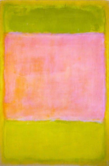 """Untitled"" (1954). Credit 1998 Kate Rothko Prizel and Christopher Rothko"