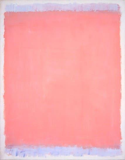 """Untitled"" (1969). Credit 2015 Kate Rothko Prizel and Christopher Rothko"