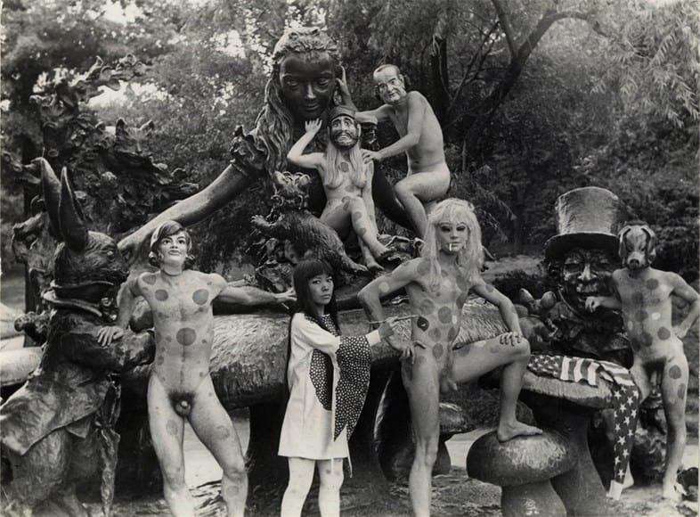 Yayoi Kusama, 'Anatomic Explosion', 1968Courtesy of Louisiana Museum of Modern Art, Photography by Bob Sabin