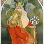 6th Sokol Festival – Alphonse Mucha