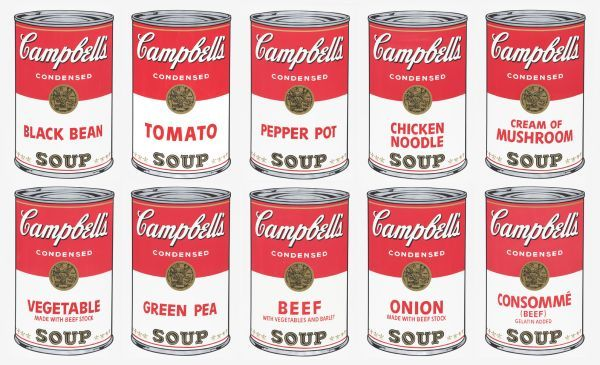 Campbell's Soup Serie