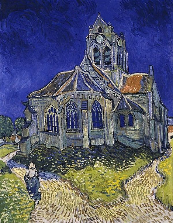 Church at Auvers