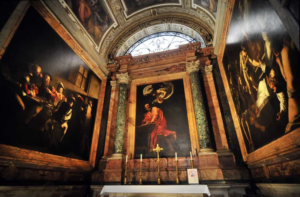 Contarelli Chapel