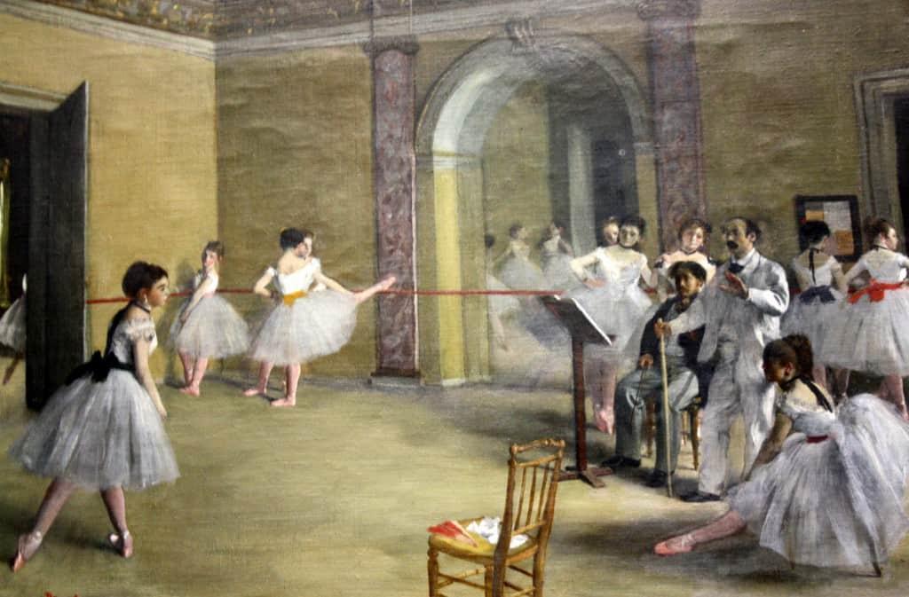 Foyer de la Danse