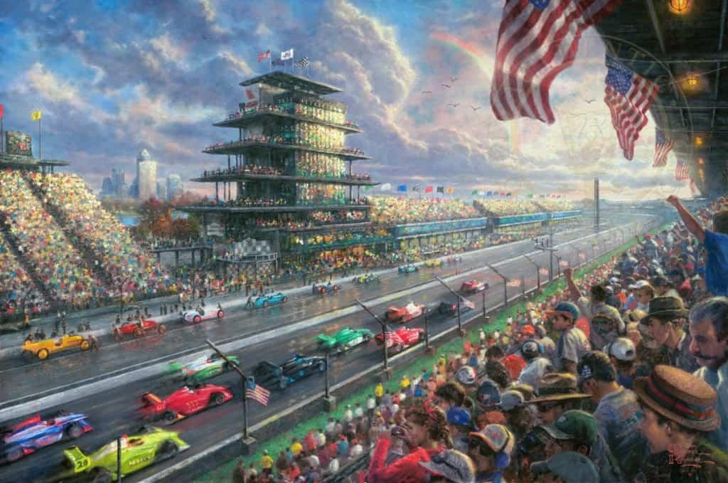 Indy Excitement