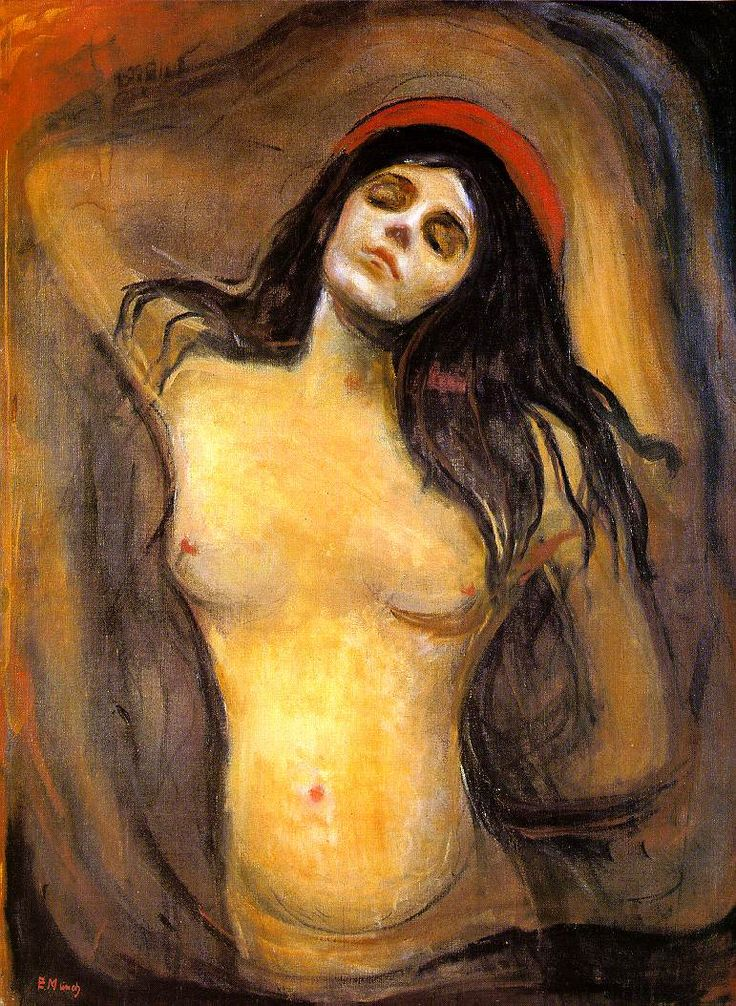 Madonna (1894-95)