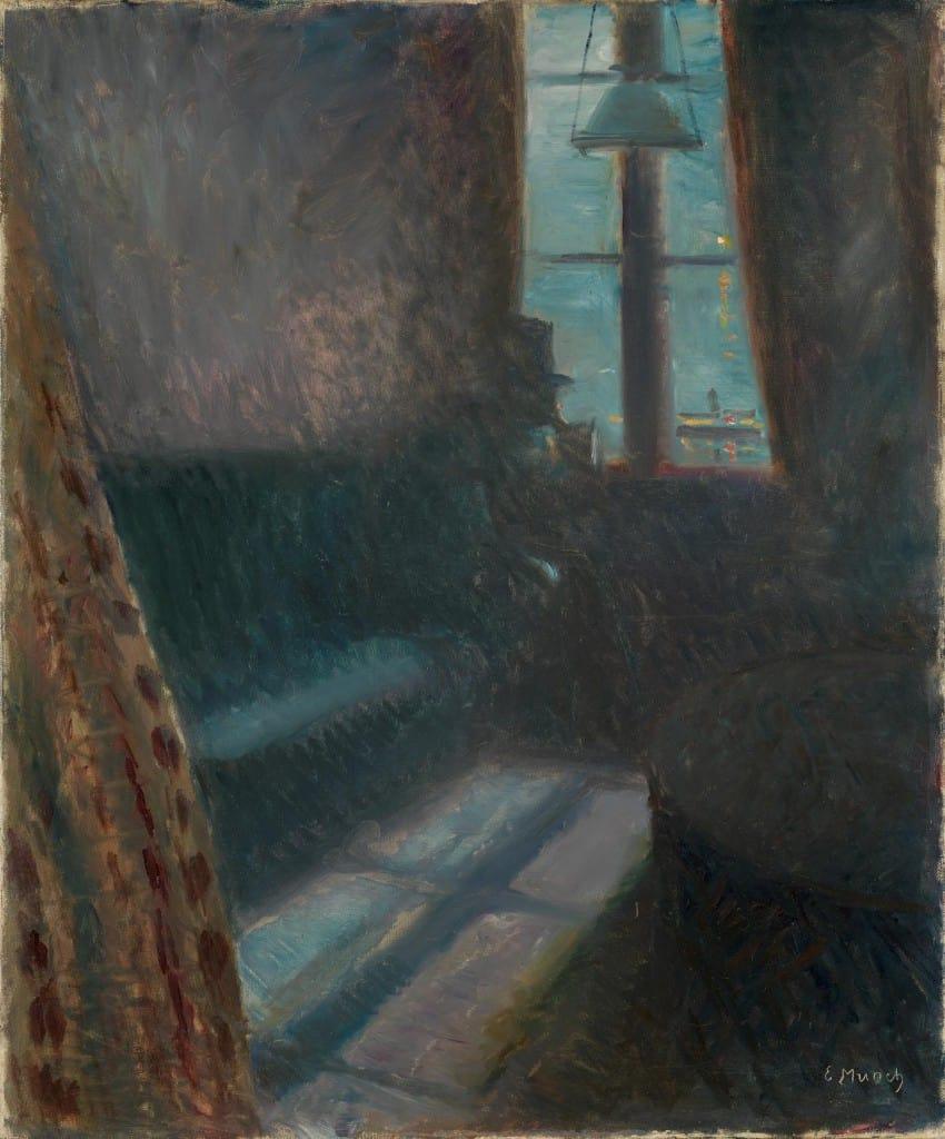 Night in St. Cloud (1890)